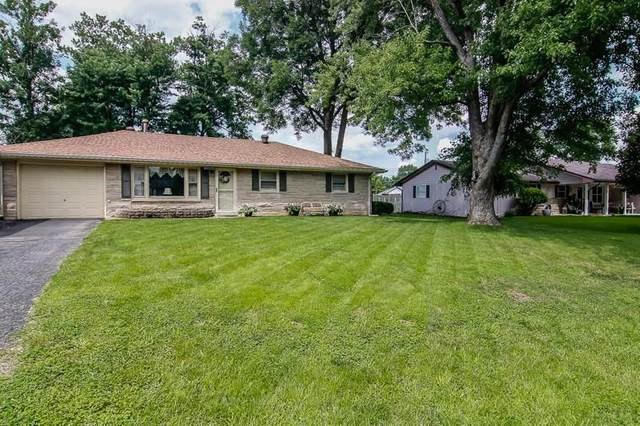 4644 W Compton Drive, Edinburgh, IN 46124 (MLS #21729961) :: Heard Real Estate Team | eXp Realty, LLC
