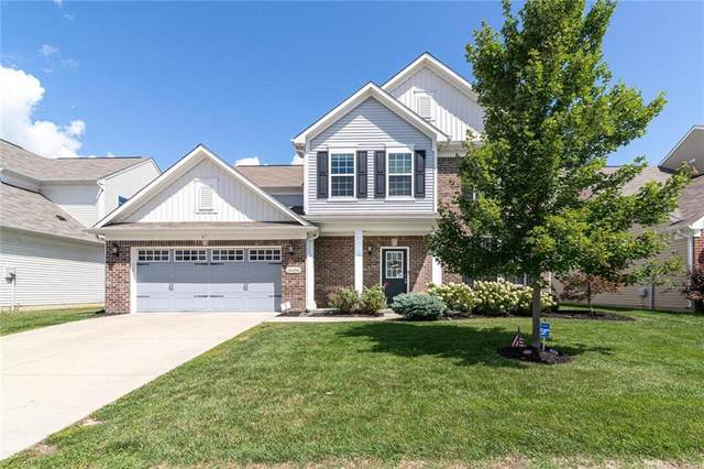 14454 Glapthorn Road, Fishers, IN 46037 (MLS #21729966) :: Your Journey Team