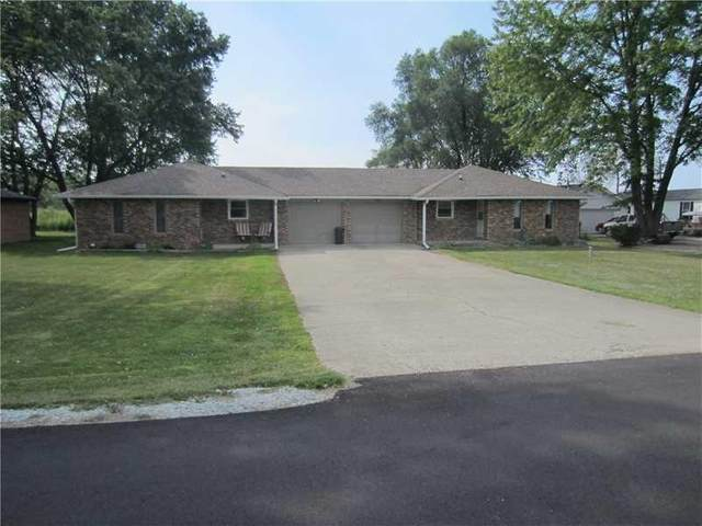 9883 S 300, Pendleton, IN 46064 (MLS #21729969) :: Mike Price Realty Team - RE/MAX Centerstone