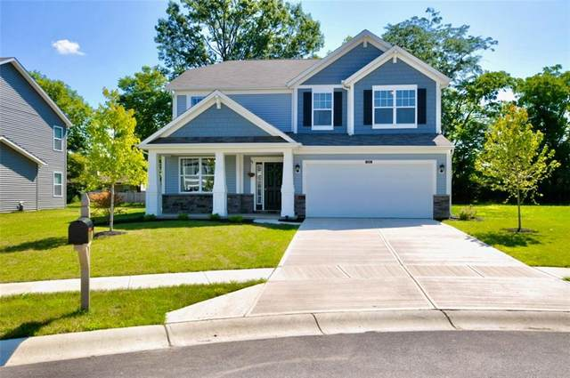 8235 Morera Court, Indianapolis, IN 46237 (MLS #21729977) :: Heard Real Estate Team | eXp Realty, LLC