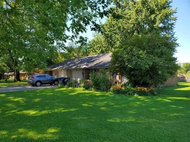 4483 N Rangeline Road, Anderson, IN 46012 (MLS #21729987) :: Dean Wagner Realtors