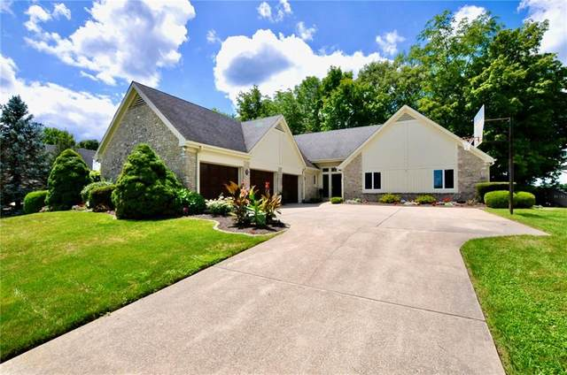 133 Edgewater Drive, Noblesville, IN 46062 (MLS #21729996) :: Anthony Robinson & AMR Real Estate Group LLC