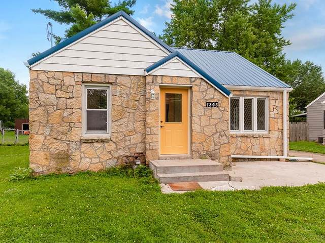 1343 Lindberg Road, Anderson, IN 46012 (MLS #21730012) :: Anthony Robinson & AMR Real Estate Group LLC