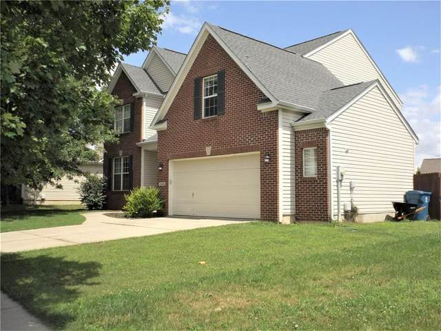 1249 Tenor Place, Indianapolis, IN 46231 (MLS #21730019) :: Anthony Robinson & AMR Real Estate Group LLC