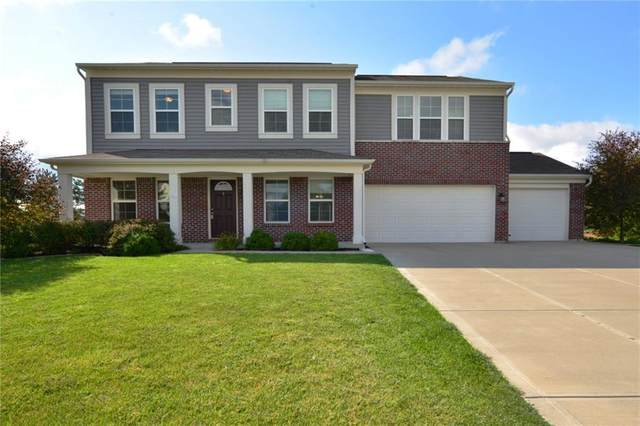 8585 Harlekin Court, Avon, IN 46123 (MLS #21730021) :: Heard Real Estate Team | eXp Realty, LLC