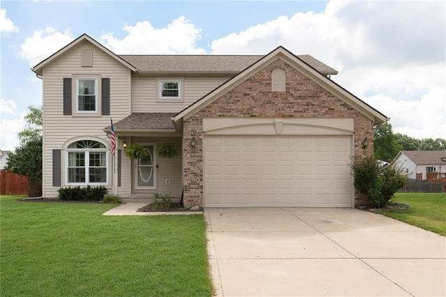 13885 Brightwater Drive, Fishers, IN 46038 (MLS #21730023) :: Anthony Robinson & AMR Real Estate Group LLC