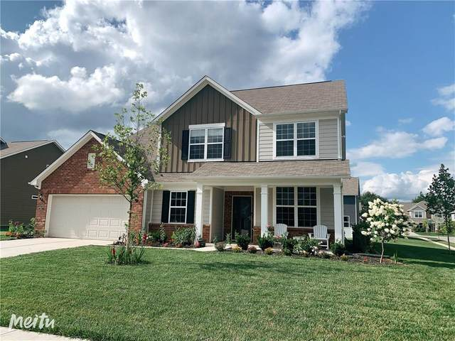 5596 Arrowgrass Court, Noblesville, IN 46062 (MLS #21730024) :: Heard Real Estate Team | eXp Realty, LLC
