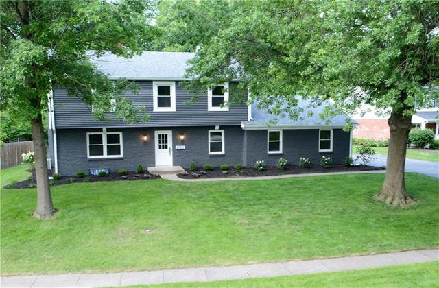 4700 Royal Oak Lane, Carmel, IN 46033 (MLS #21730036) :: Anthony Robinson & AMR Real Estate Group LLC
