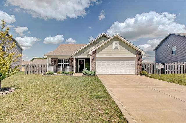 1087 W Limestone Way, Fortville, IN 46040 (MLS #21730045) :: Mike Price Realty Team - RE/MAX Centerstone