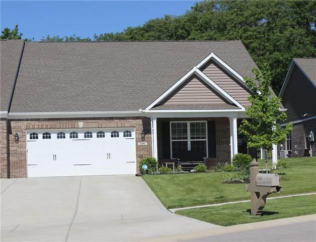 138 Darrough Drive, Greenwood, IN 46143 (MLS #21730047) :: Heard Real Estate Team | eXp Realty, LLC