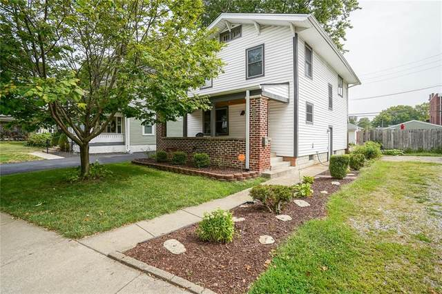4207 Broadway Street, Indianapolis, IN 46205 (MLS #21730069) :: Anthony Robinson & AMR Real Estate Group LLC