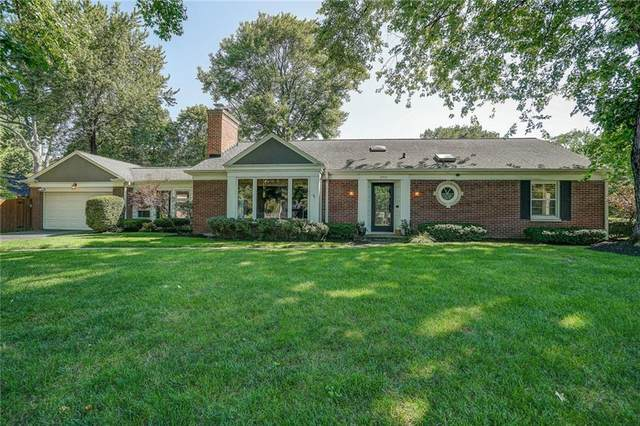 6901 Warwick Road, Indianapolis, IN 46220 (MLS #21730081) :: Anthony Robinson & AMR Real Estate Group LLC
