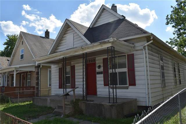 1208 S Keystone Avenue, Indianapolis, IN 46203 (MLS #21730082) :: Mike Price Realty Team - RE/MAX Centerstone