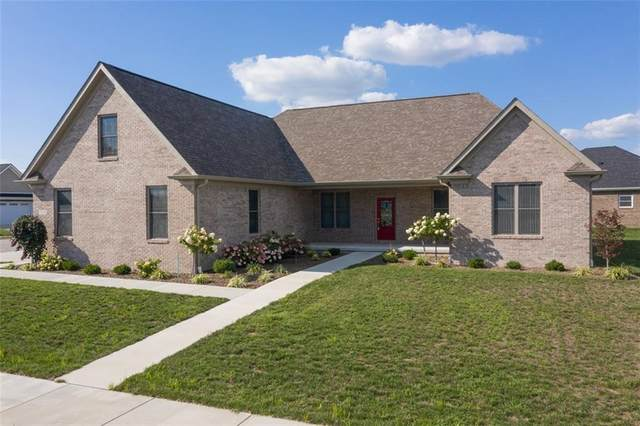 3510 Saint Andrews Place, Seymour, IN 47274 (MLS #21730096) :: Mike Price Realty Team - RE/MAX Centerstone