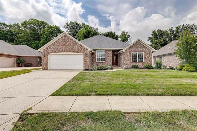 7127 W Mayer Drive, Greenfield, IN 46140 (MLS #21730101) :: Mike Price Realty Team - RE/MAX Centerstone