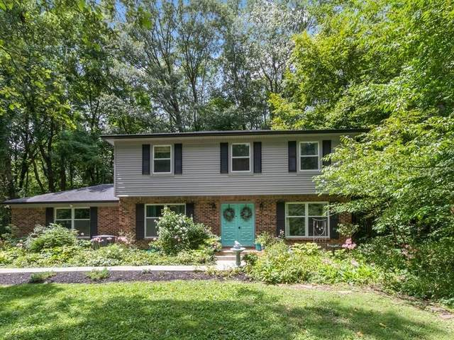 230 Saddlebrook Drive, Zionsville, IN 46077 (MLS #21730123) :: AR/haus Group Realty