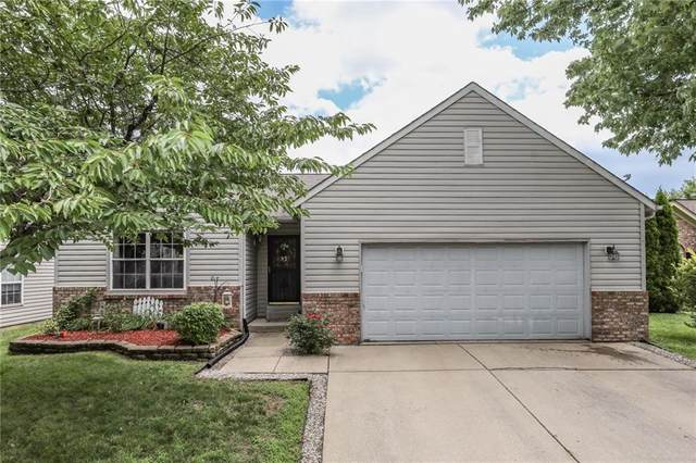 4403 Meadowsweet Court, Indianapolis, IN 46203 (MLS #21730129) :: Mike Price Realty Team - RE/MAX Centerstone