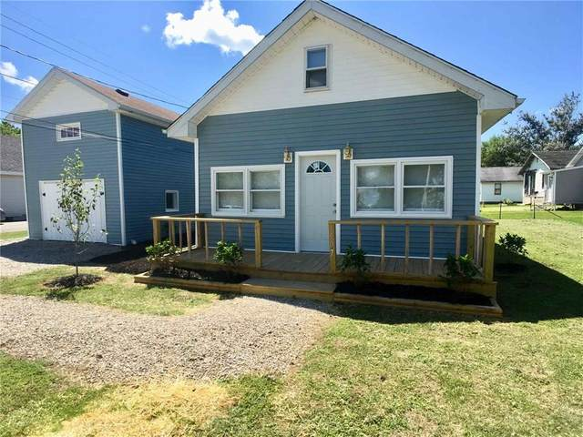 1907 N Avenue, New Castle, IN 47362 (MLS #21730135) :: Mike Price Realty Team - RE/MAX Centerstone