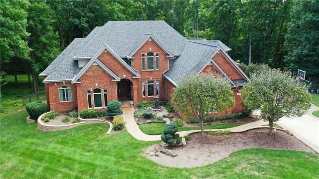 4755 Krestridge Court W, Bargersville, IN 46106 (MLS #21730144) :: The Indy Property Source