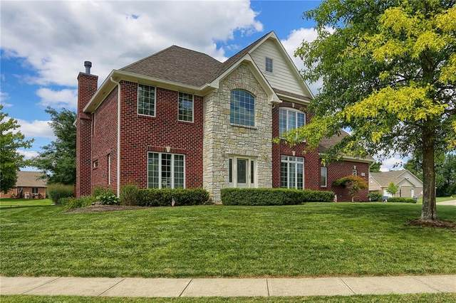 6340 Mack Farm Lane, Indianapolis, IN 46237 (MLS #21730146) :: Mike Price Realty Team - RE/MAX Centerstone