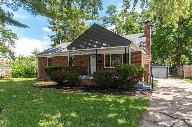 3225 Medford Avenue, Indianapolis, IN 46222 (MLS #21730148) :: Heard Real Estate Team | eXp Realty, LLC
