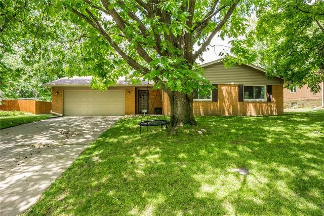 1442 N Gibson Avenue, Indianapolis, IN 46219 (MLS #21730151) :: Mike Price Realty Team - RE/MAX Centerstone