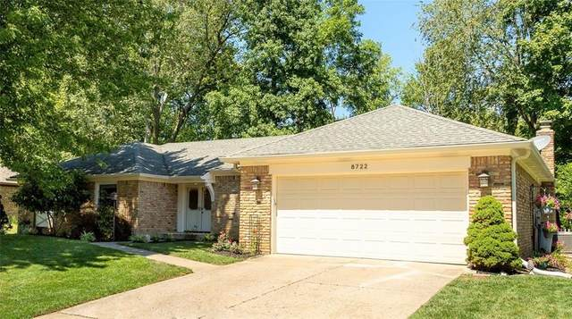 8722 Chapel Glen Drive, Indianapolis, IN 46234 (MLS #21730155) :: Mike Price Realty Team - RE/MAX Centerstone
