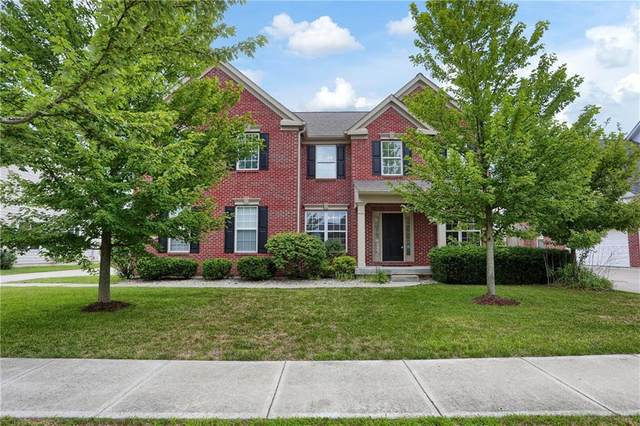 13773 Amblewind Place, Carmel, IN 46074 (MLS #21730157) :: The ORR Home Selling Team