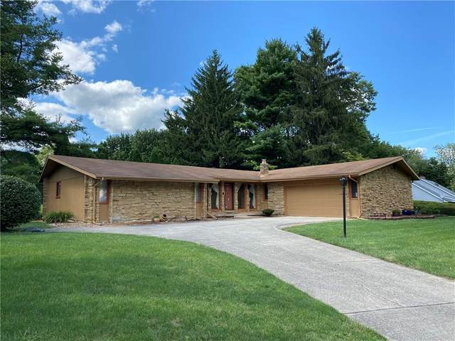 201 Mill Stream Lane, Anderson, IN 46011 (MLS #21730183) :: Mike Price Realty Team - RE/MAX Centerstone