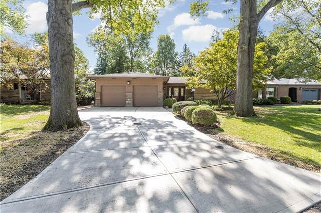 5965 Gladden Drive, Indianapolis, IN 46220 (MLS #21730187) :: Mike Price Realty Team - RE/MAX Centerstone
