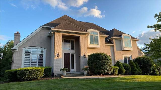 5211 Sue Drive, Carmel, IN 46033 (MLS #21730188) :: Anthony Robinson & AMR Real Estate Group LLC