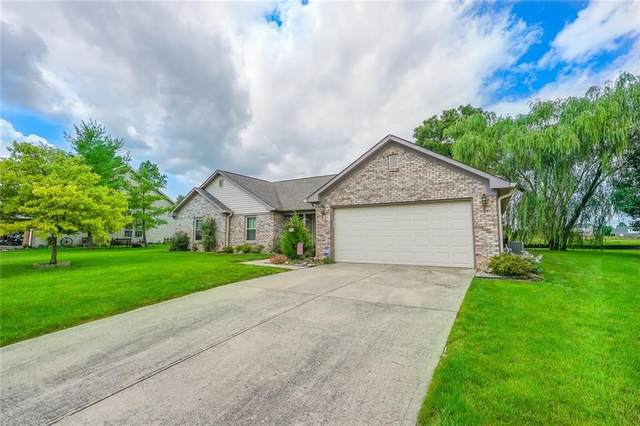 914 S Windhaven Court, New Palestine, IN 46163 (MLS #21730199) :: Anthony Robinson & AMR Real Estate Group LLC