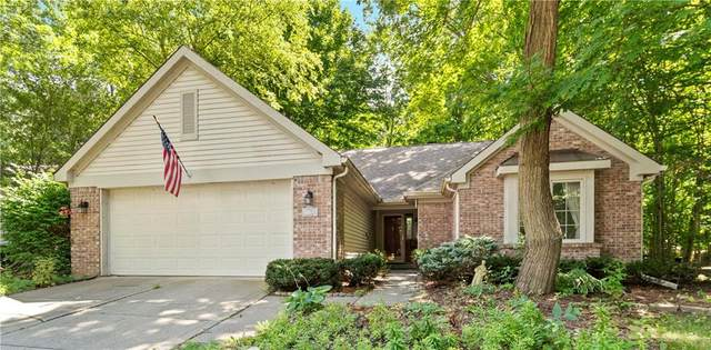 11121 Stratford Way, Fishers, IN 46038 (MLS #21730202) :: Mike Price Realty Team - RE/MAX Centerstone