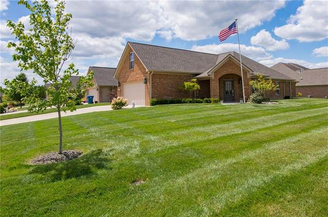 1808 S Centennial Avenue, New Palestine, IN 46163 (MLS #21730211) :: The Indy Property Source