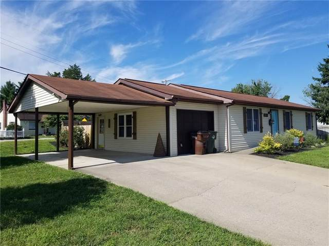 416 W Walnut Street, Brownstown, IN 47220 (MLS #21730218) :: Mike Price Realty Team - RE/MAX Centerstone