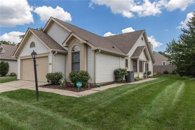 9241 Aintree Drive, Indianapolis, IN 46250 (MLS #21730220) :: Mike Price Realty Team - RE/MAX Centerstone
