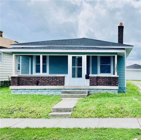 1405 E Legrande Avenue, Indianapolis, IN 46203 (MLS #21730224) :: AR/haus Group Realty