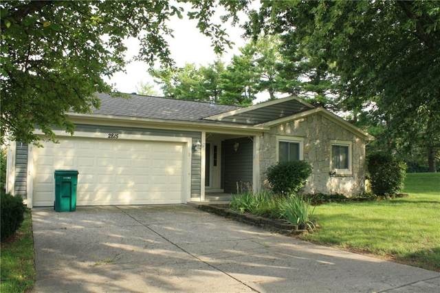2815 Saddle Barn East Drive, Indianapolis, IN 46214 (MLS #21730226) :: AR/haus Group Realty