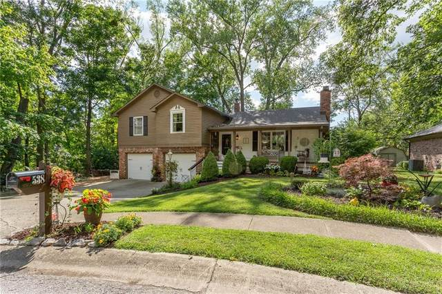 538 Wayside Court, Plainfield, IN 46168 (MLS #21730247) :: The Indy Property Source