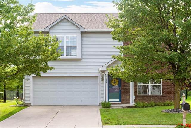 2182 Turning Leaf Drive, Franklin, IN 46131 (MLS #21730248) :: Anthony Robinson & AMR Real Estate Group LLC