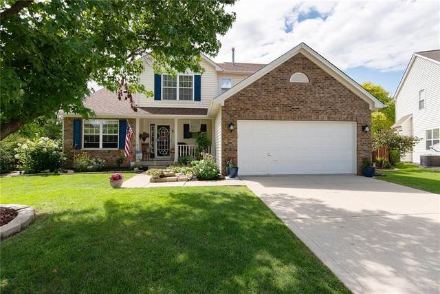 10112 Beresford Court, Fishers, IN 46038 (MLS #21730256) :: Your Journey Team