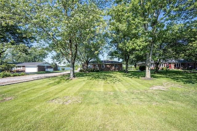 156 Eastern Village Drive, Greenfield, IN 46140 (MLS #21730258) :: Mike Price Realty Team - RE/MAX Centerstone