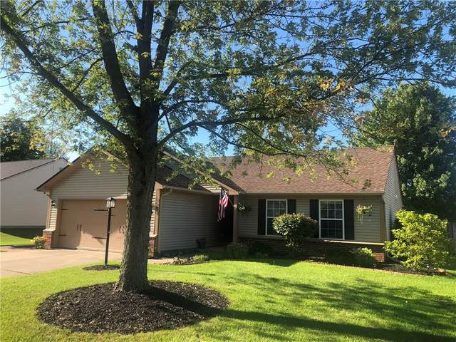 5540 Pine Hill Dr, Noblesville, IN 46062 (MLS #21730283) :: Mike Price Realty Team - RE/MAX Centerstone