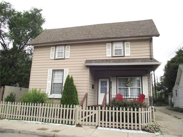 916 Cottage Avenue, Indianapolis, IN 46203 (MLS #21730299) :: Mike Price Realty Team - RE/MAX Centerstone