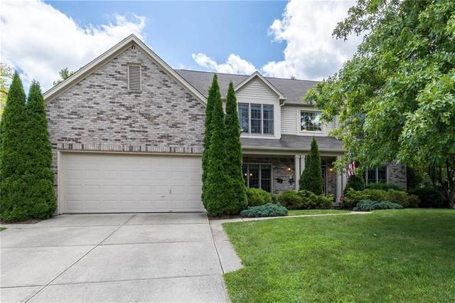 10827 Cody Lane, Fishers, IN 46037 (MLS #21730329) :: Mike Price Realty Team - RE/MAX Centerstone