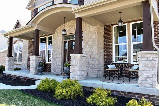 11329 Still Creek Drive, Zionsville, IN 46077 (MLS #21730332) :: AR/haus Group Realty