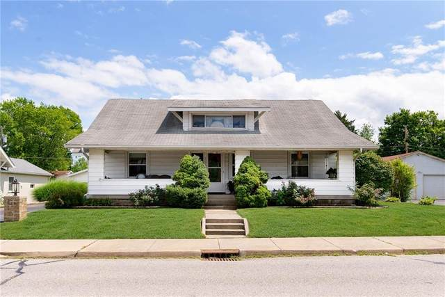 6359 Oaklandon Road, Indianapolis, IN 46236 (MLS #21730340) :: AR/haus Group Realty