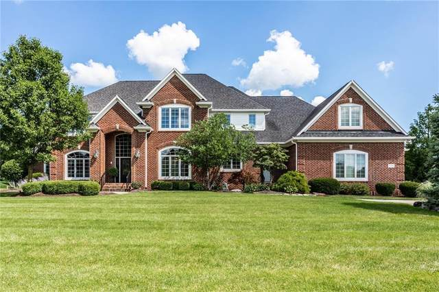 2384 Treesdale Circle, Carmel, IN 46032 (MLS #21730346) :: Richwine Elite Group