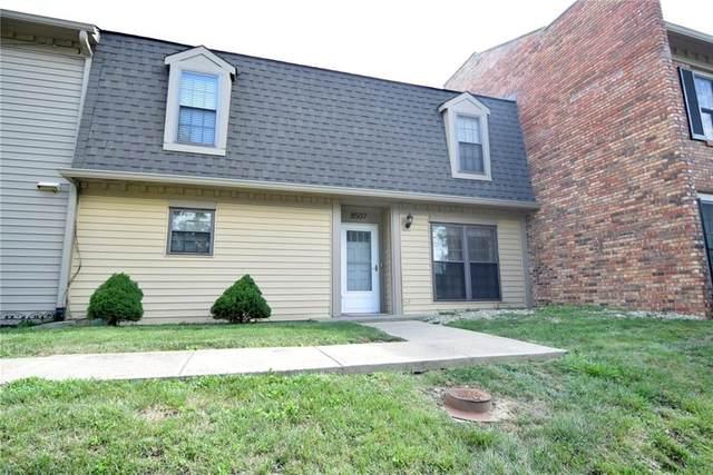 8507 Westport Lane, Indianapolis, IN 46234 (MLS #21730350) :: The ORR Home Selling Team
