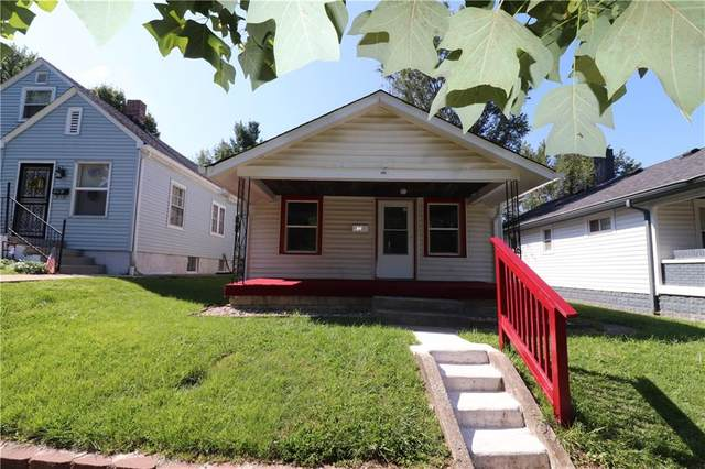945 E Berwyn Street, Indianapolis, IN 46203 (MLS #21730355) :: Mike Price Realty Team - RE/MAX Centerstone